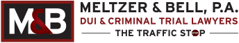 Meltzer & Bell, P.A. - DUI & Criminal Trial Lawyers - The Traffic Stop